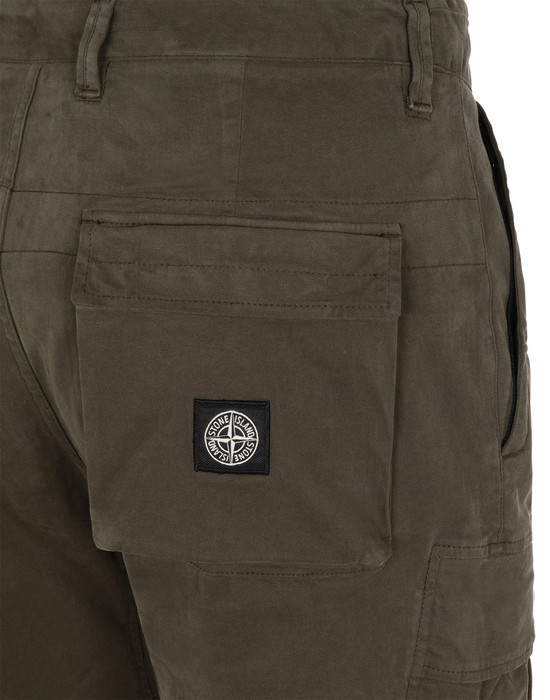 13337153ku - TROUSERS - 5 POCKETS STONE ISLAND