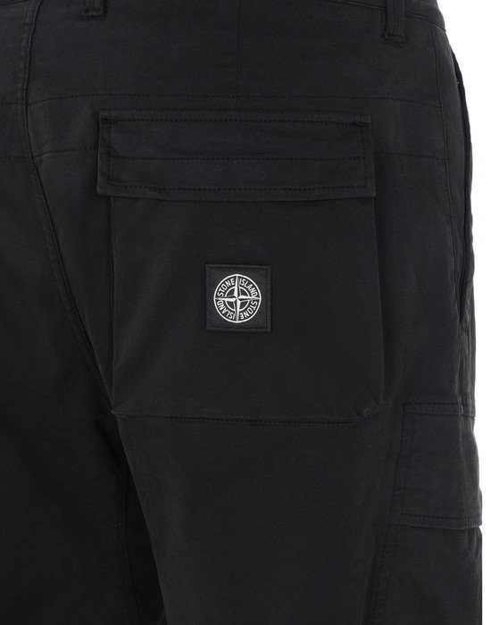 13337153qj - TROUSERS - 5 POCKETS STONE ISLAND