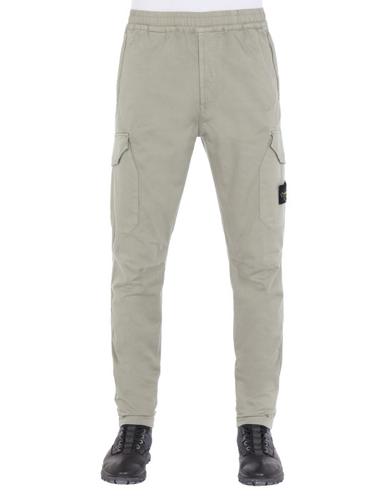 STONE ISLAND 31914 Pants Man Mud