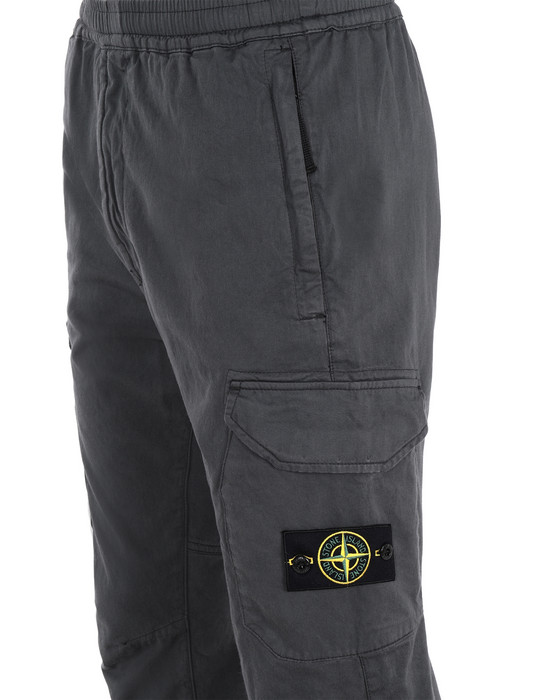 13337160ge - PANTS - 5 POCKETS STONE ISLAND