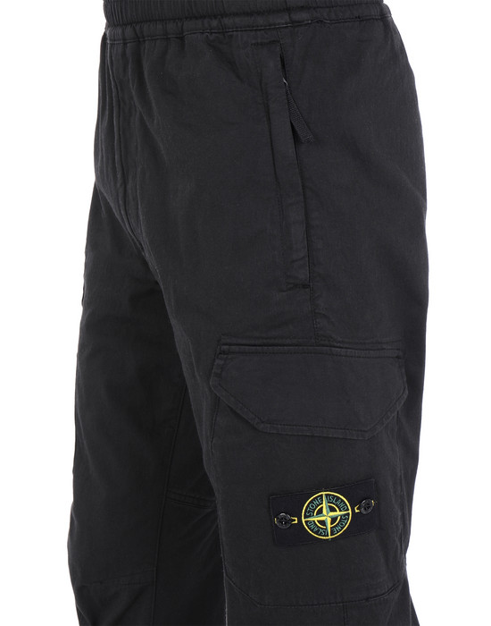 13337160rq - PANTS - 5 POCKETS STONE ISLAND