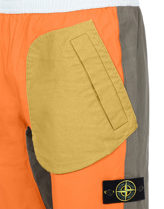 13337199dr - TROUSERS - 5 POCKETS STONE ISLAND