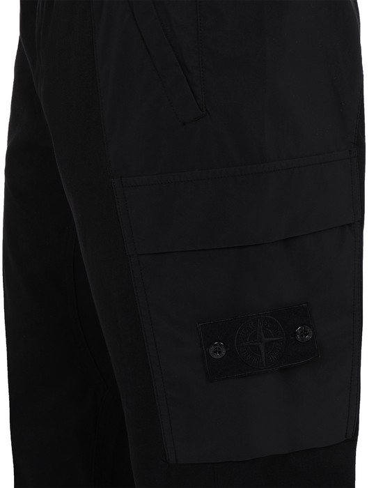13337213pk - TROUSERS - 5 POCKETS STONE ISLAND