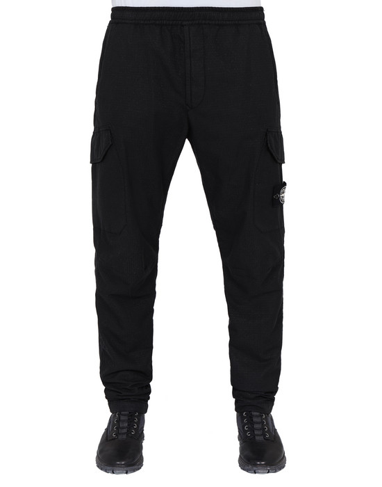 13337247di - TROUSERS - 5 POCKETS STONE ISLAND