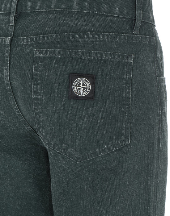 13337284uj - TROUSERS - 5 POCKETS STONE ISLAND