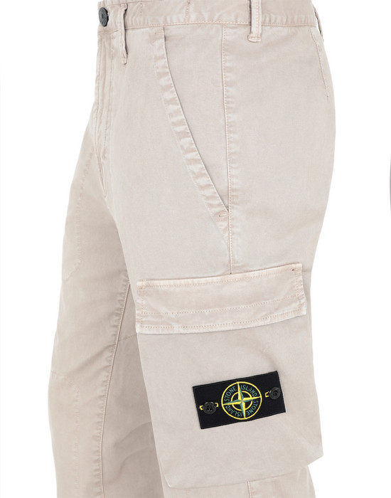 13337293mt - TROUSERS - 5 POCKETS STONE ISLAND