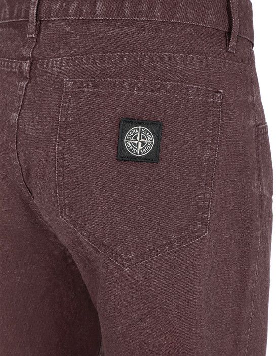 13337314rl - TROUSERS - 5 POCKETS STONE ISLAND