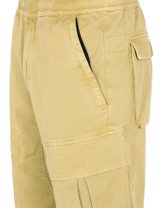 13337334fx - TROUSERS - 5 POCKETS STONE ISLAND