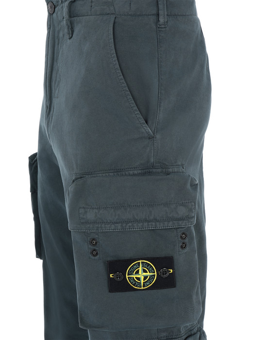 13337467ao - TROUSERS - 5 POCKETS STONE ISLAND