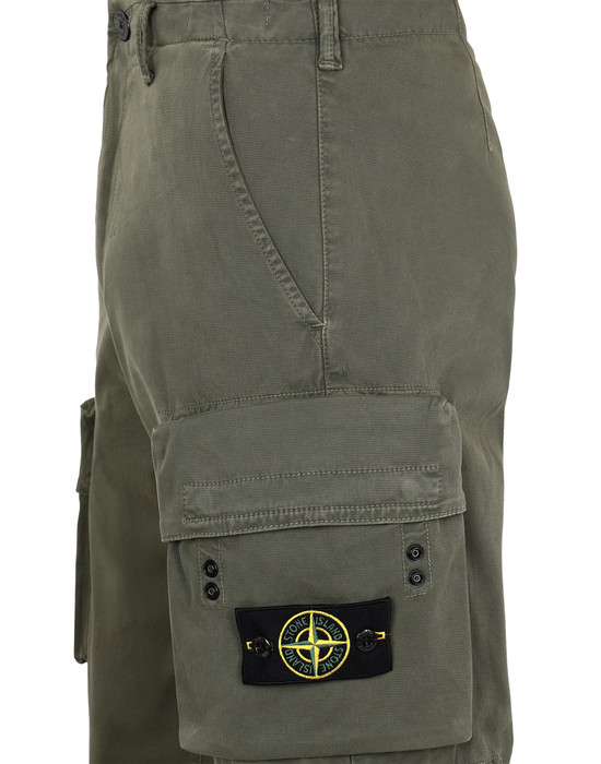 13337467ei - PANTS - 5 POCKETS STONE ISLAND