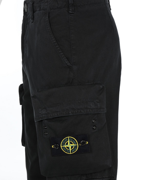 13337467el - TROUSERS - 5 POCKETS STONE ISLAND