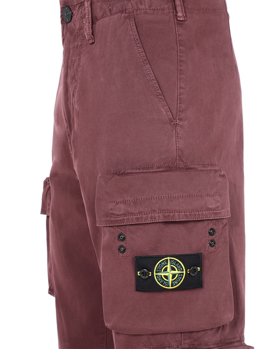 13337467pg - TROUSERS - 5 POCKETS STONE ISLAND