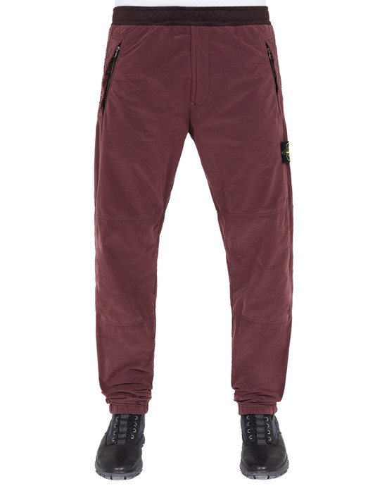 STONE ISLAND REGULAR PANTS 30531 DAVID LIGHT-TC WITH MICROPILE