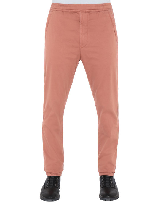 STONE ISLAND 31714 Pants Man Rust