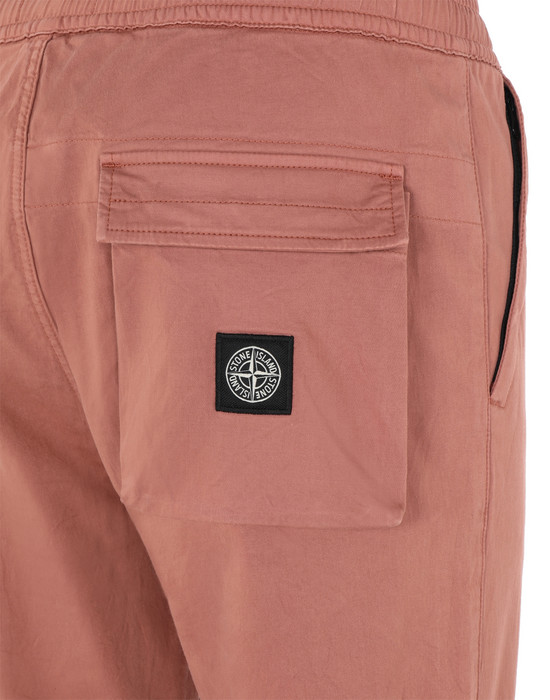 13337515pa - TROUSERS - 5 POCKETS STONE ISLAND