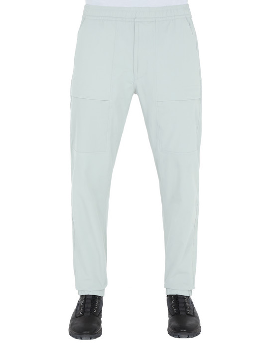 STONE ISLAND 31108 Pants Man Dust Gray