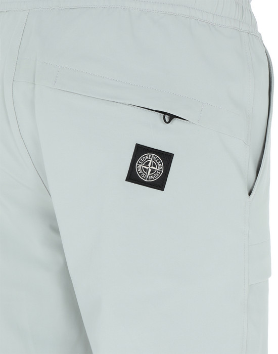 13337523ui - TROUSERS - 5 POCKETS STONE ISLAND