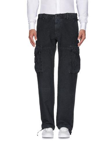 Фото 2 - Повседневные брюки от 40WEFT цвет стальной серый