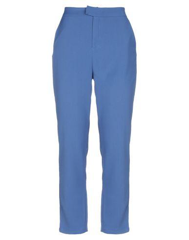 Фото - Повседневные брюки от NA-KD пастельно-синего цвета