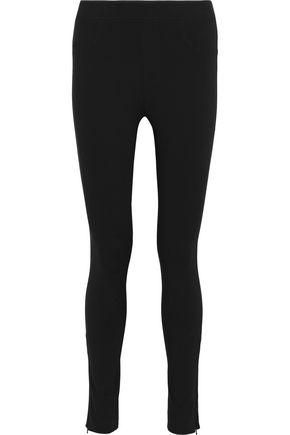 b366f7aff HELMUT LANG Stretch-twill leggings