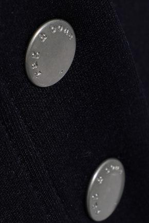 RAG & BONE Sailor wool-blend jersey track pants