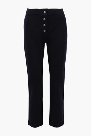 RAG & BONE Sailor wool-blend jersey track pants