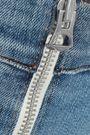 RAG & BONE Onslow cropped zip-detailed high-rise skinny jeans