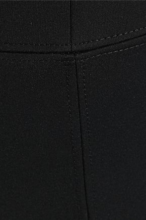 HELMUT LANG Scuba kick-flare leggings
