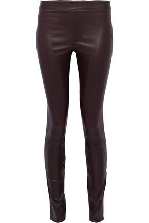c467b22c9d7f84 Helmut Lang Leather Pants | Sale Up To 70% Off At THE OUTNET