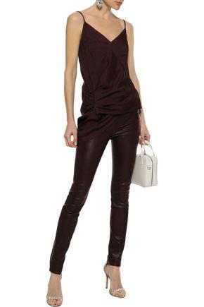 7ef1fa6489da2f Designer Leather Pants | Sale up to 70% off | THE OUTNET