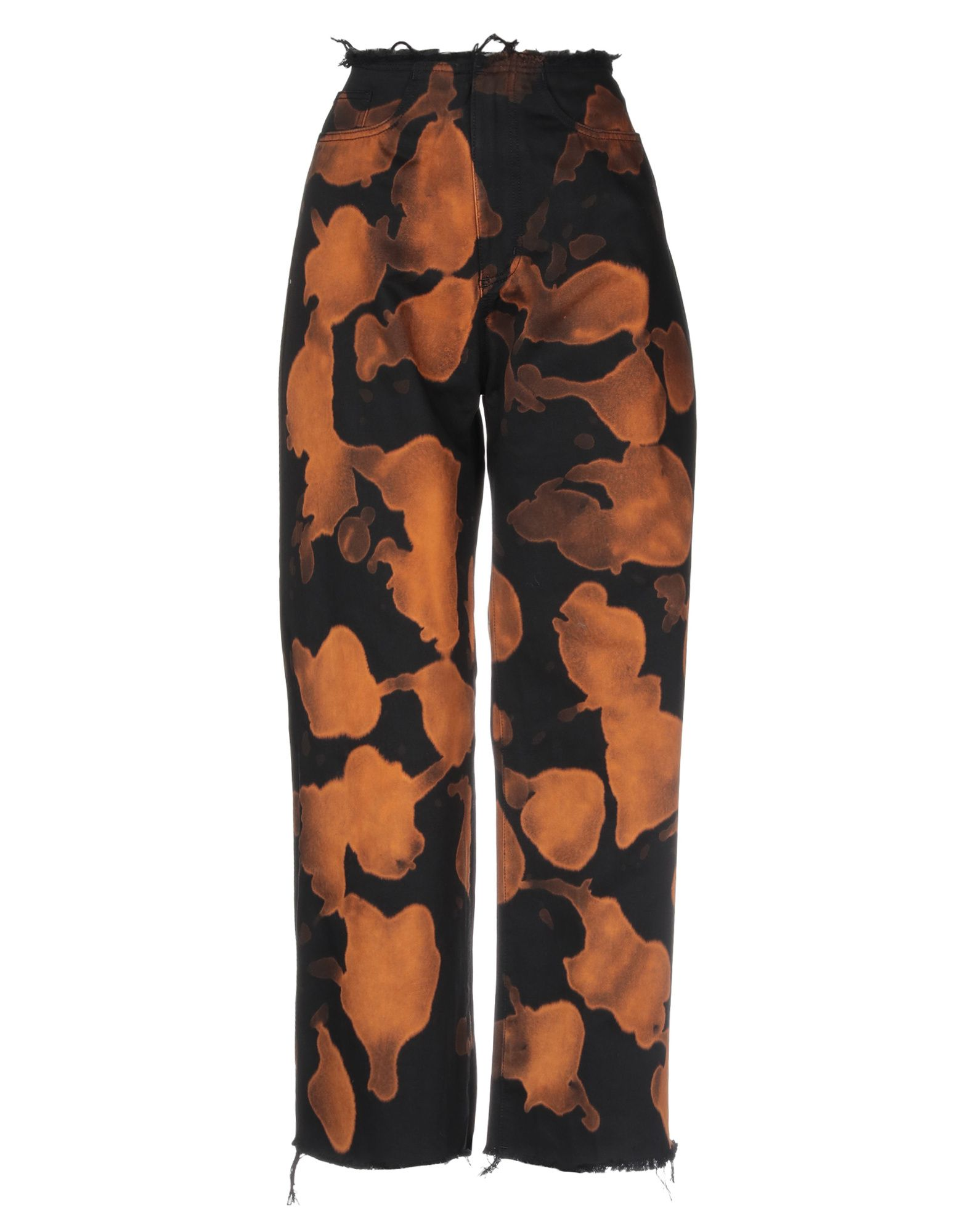 MARQUES' ALMEIDA Повседневные брюки marques almeida джинсовые брюки