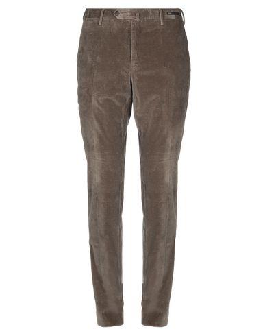Фото - Повседневные брюки от PT01 цвет зеленый-милитари