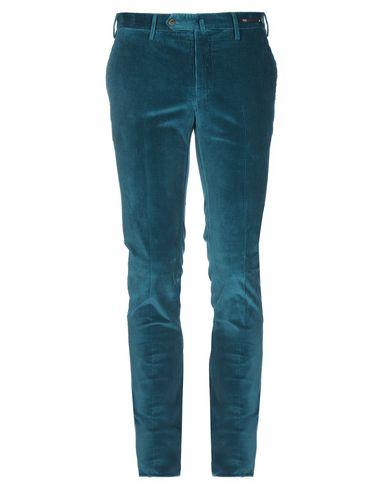 Фото - Повседневные брюки от PT01 цвет цвет морской волны