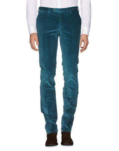 Фото 2 - Повседневные брюки от PT01 цвет цвет морской волны