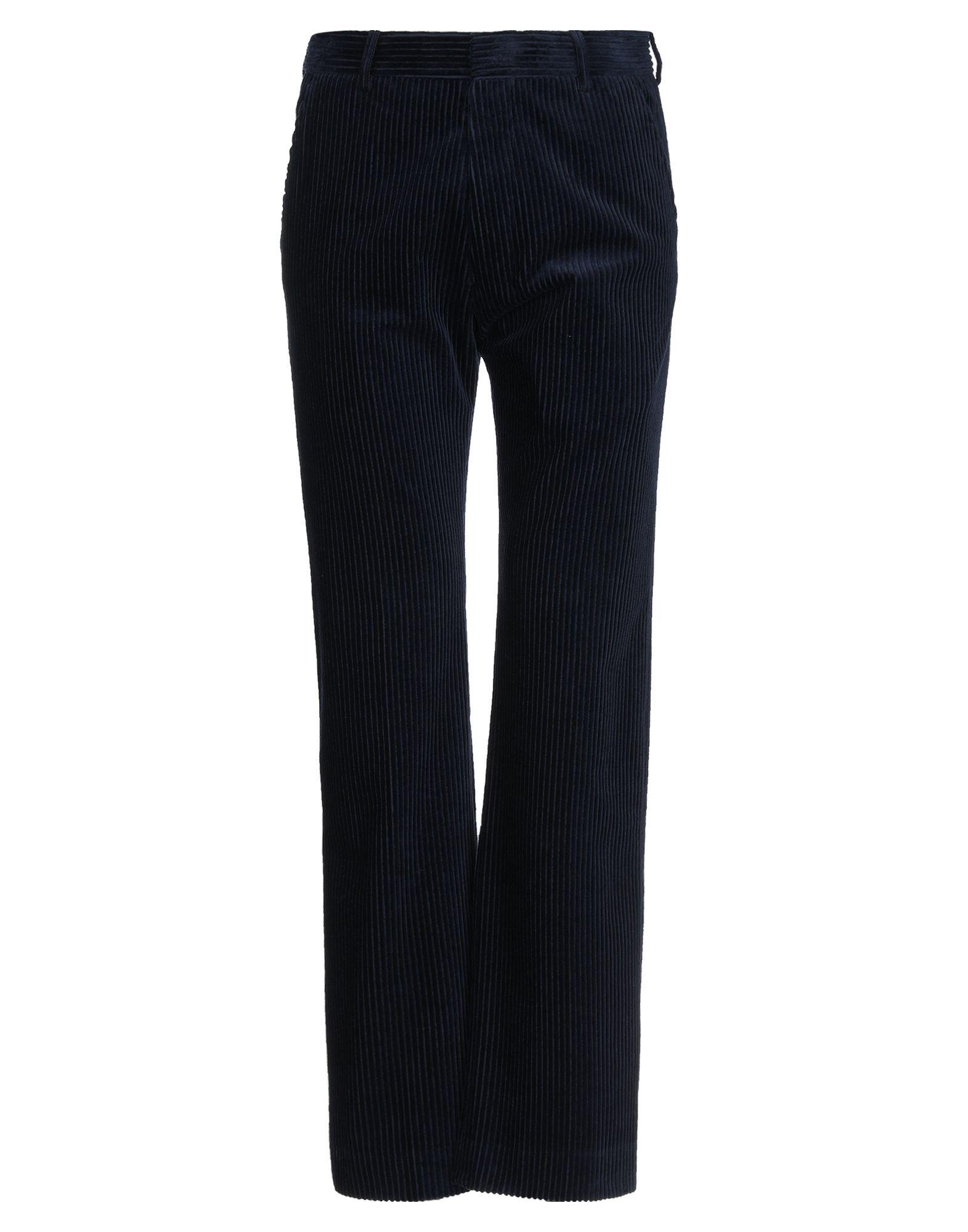 《期間限定セール開催中!》AMI ALEXANDRE MATTIUSSI メンズ パンツ ダークブルー 38 コットン 100%