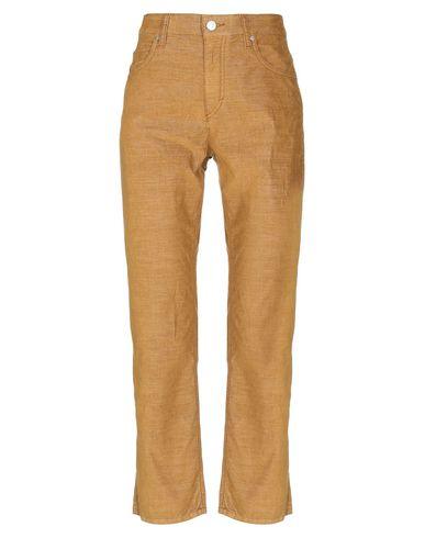 Купить Повседневные брюки от ISABEL MARANT ÉTOILE коричневого цвета