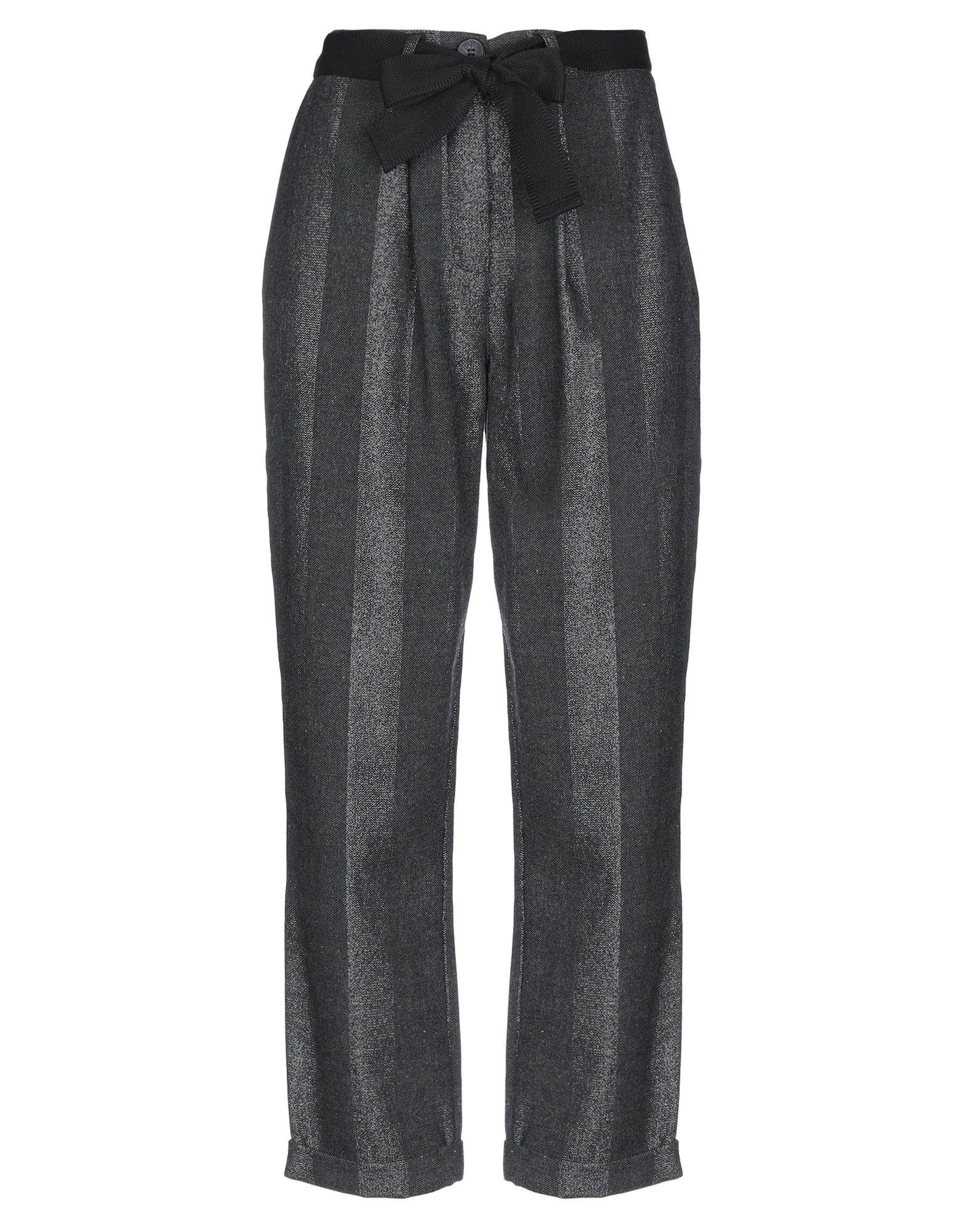 LA FEE MARABOUTEE Повседневные брюки