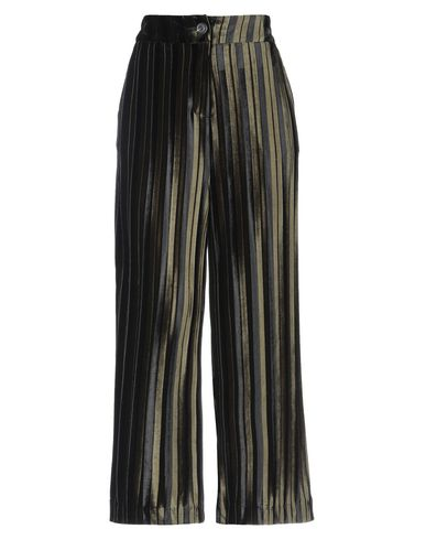 Фото - Повседневные брюки от I AM ANN цвет зеленый-милитари