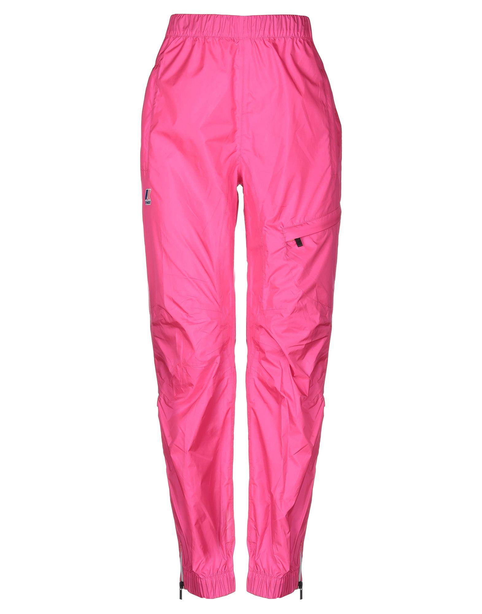 K-WAY Повседневные брюки kappa x k way повседневные брюки