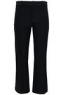 DEREK LAM 10 CROSBY Stretch-cotton kick-flare pants