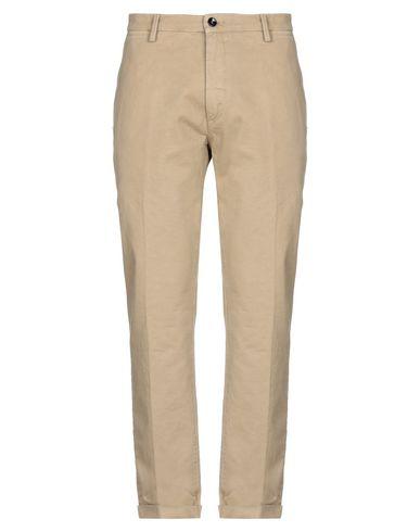 Фото - Повседневные брюки от RE-HASH бежевого цвета