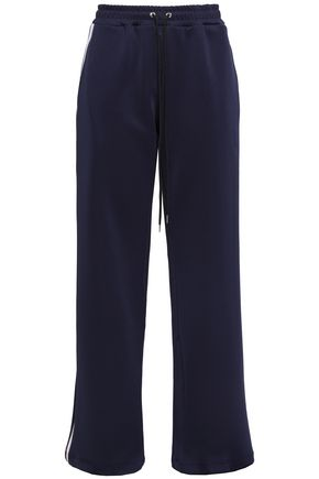 MARKUS LUPFER Lizzie embroidered scuba track pants