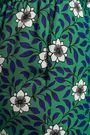 DIANE VON FURSTENBERG Floral-print crepe de chine tapered pants
