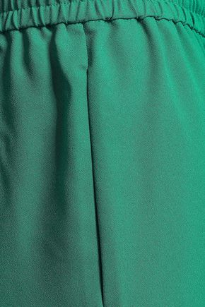 DIANE VON FURSTENBERG Crepe tapered pants