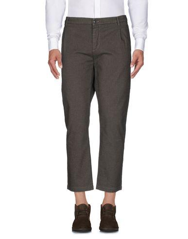 Фото 2 - Повседневные брюки от BARMAS цвета хаки