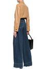 LOEWE High-rise wide-leg jeans