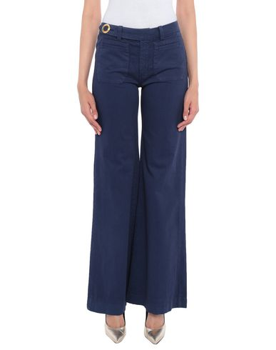 Фото - Повседневные брюки от DITTOS темно-синего цвета
