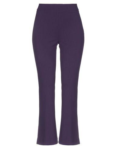 Фото - Повседневные брюки от RSVP фиолетового цвета