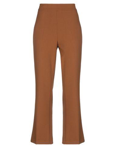 Фото - Повседневные брюки от RSVP коричневого цвета