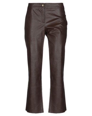 Фото - Повседневные брюки от RSVP цвет какао